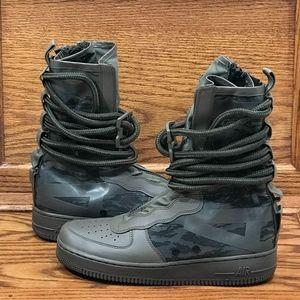 Nike SF AF1 Hi High Special Field Air Force 1